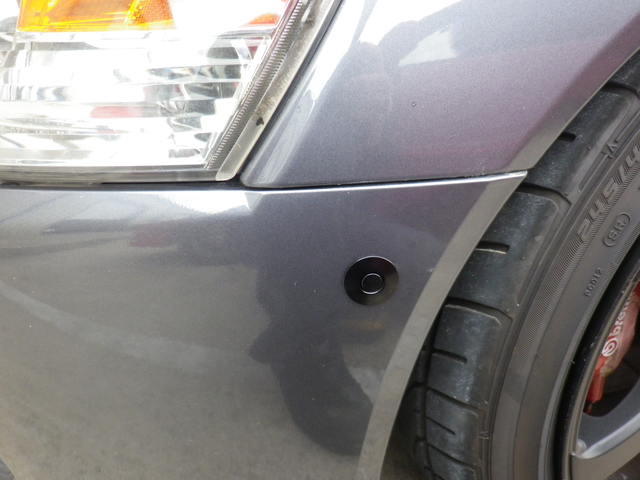 Mitsubishi Evo Front Bumper Mounting Kit Utilizing Quik