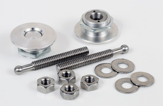 Quik-Latch Mini Latch Fastener